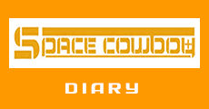 SPACE COWBOY+ DIARY